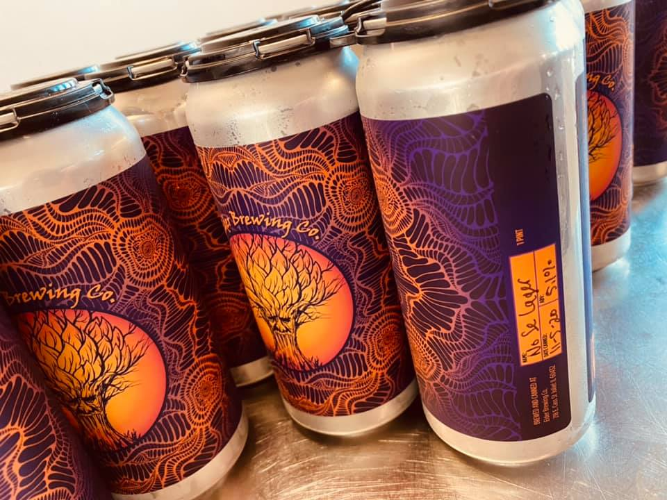 New Cans from Elder Brewing Company