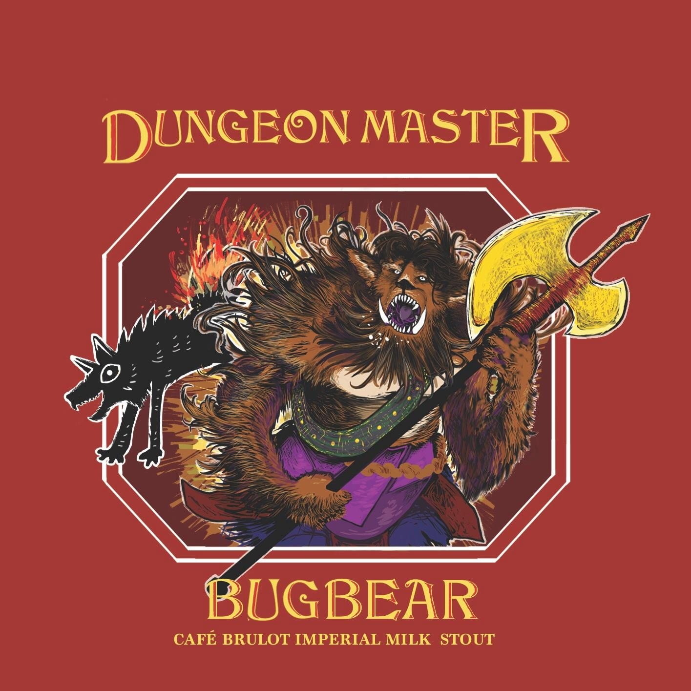 Label for BugBear from Miskatonic