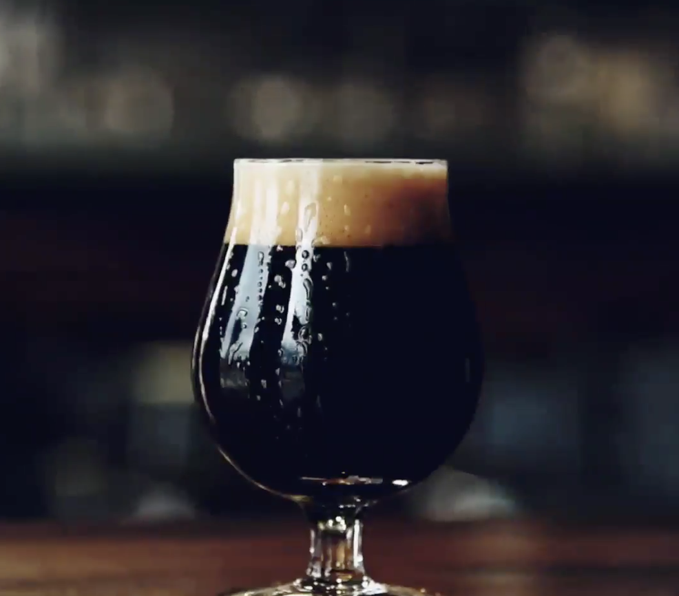 Glass of Mutual Confection from Alter Brewing Company