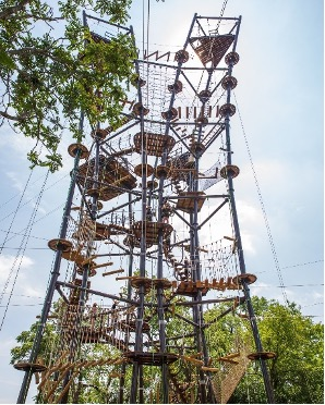 Eight Tower Adventure at The Forge : Lemont Quarries