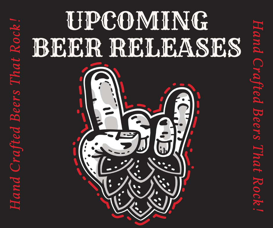 Graphic from Garage Band Brewing -