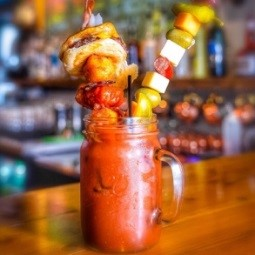 Lodi Tap House Bloody Mary