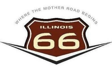 Illinois Route 66 Scenic Byway - Logo