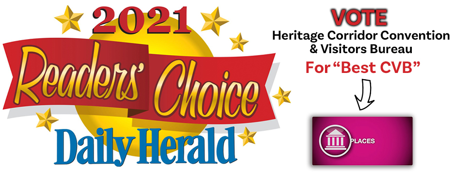 Graphic for 2021 Readers Choice Daily Herald