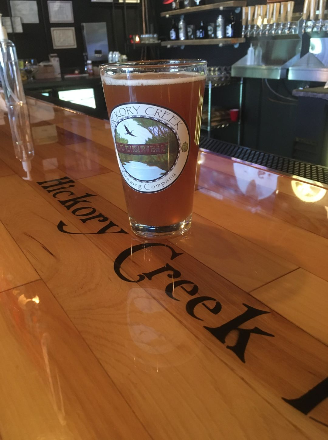 Hickory Creek Brewing's Maibock Lager