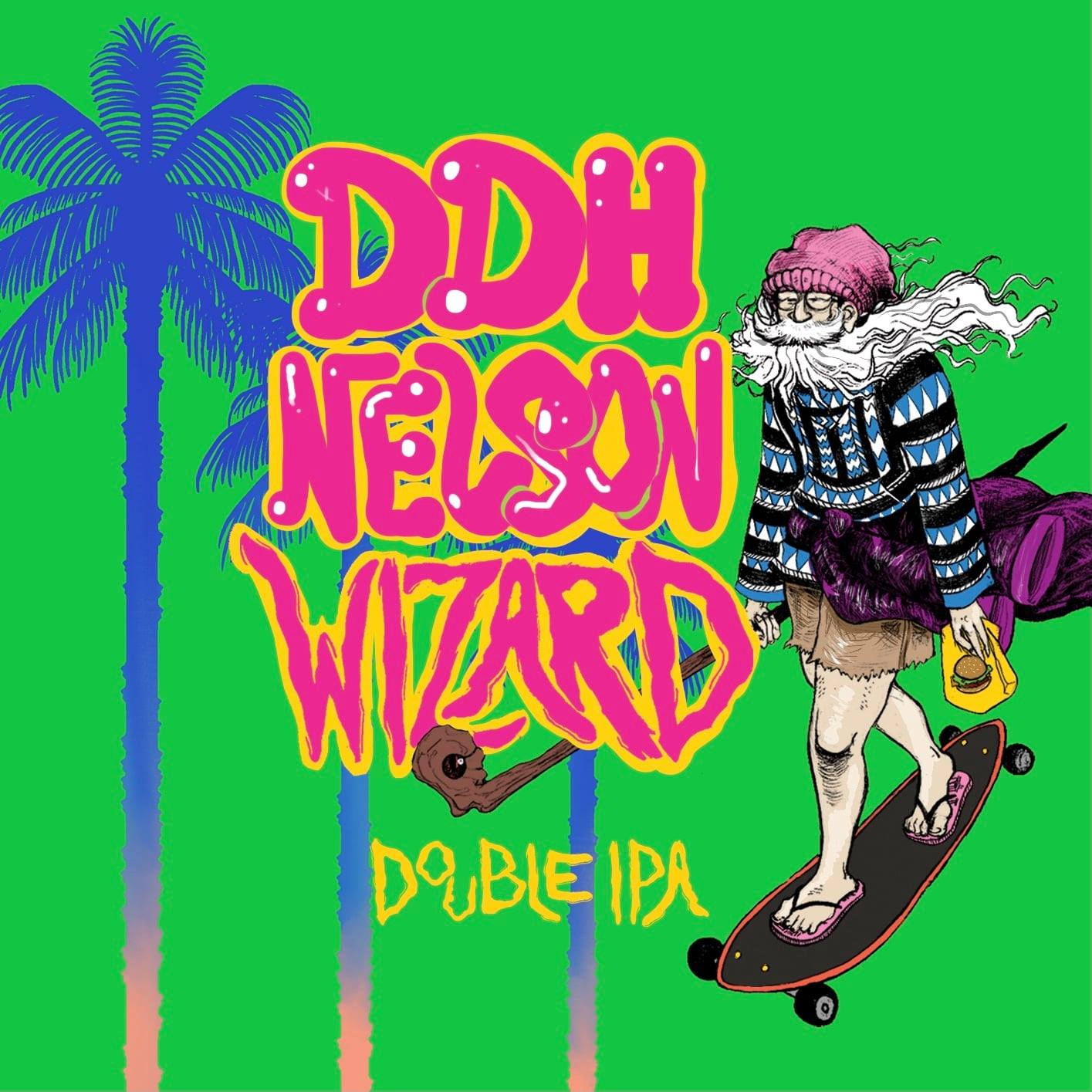 Label for Miskatonic's DDH Nelson Wizard