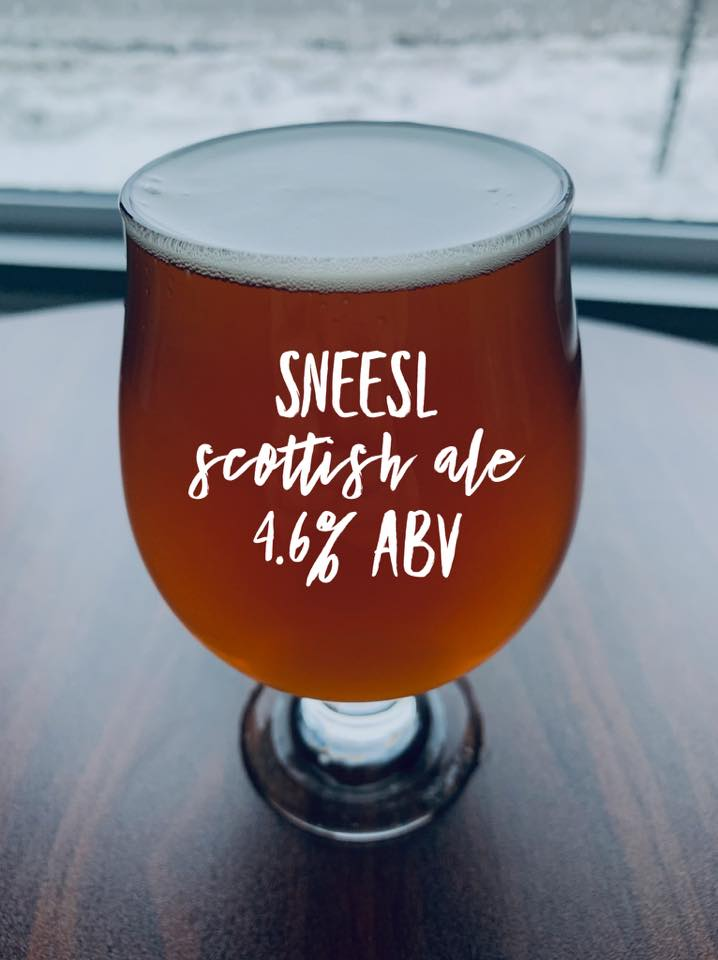 Elder's Sneesl Scottish Ale