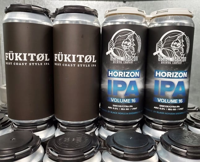 FUKITOL and Horizon IPA Volume 16