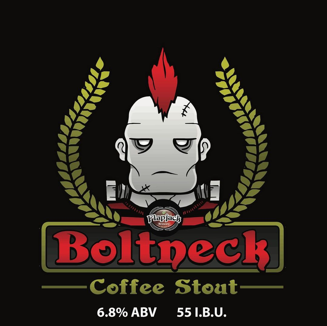 Logo for Boltneck Coffee Stout