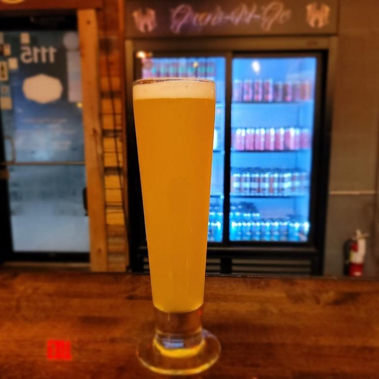 Long glass of Il Fortuno from Whiskey Hill Brewing Company