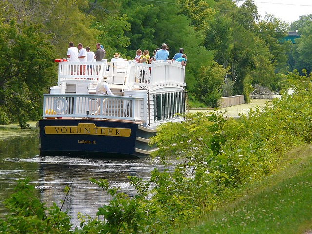 I&M canal boat
