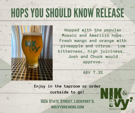 Graphic ofr Hops You SHould Know