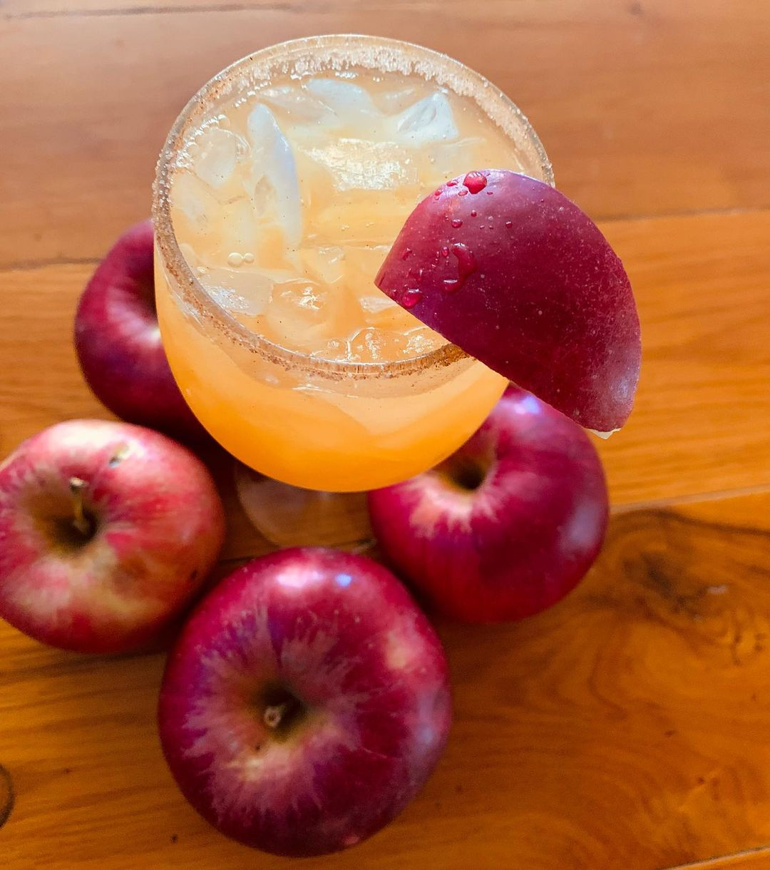 fall drink at Lodi Tap House