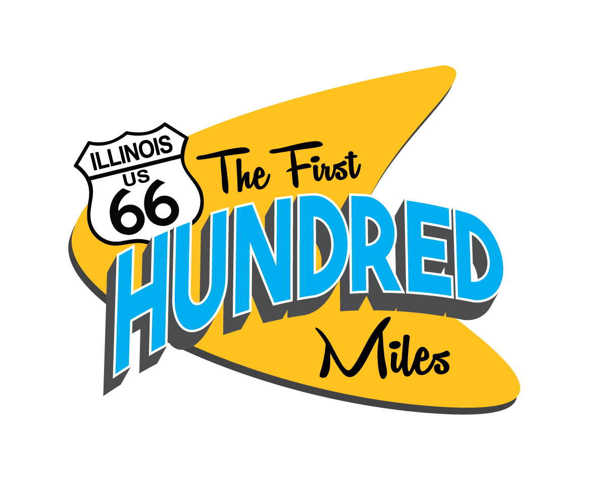 The First Hundred Miles - Logo