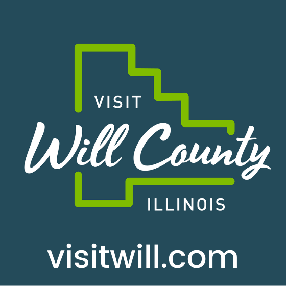 Visit Will County logo