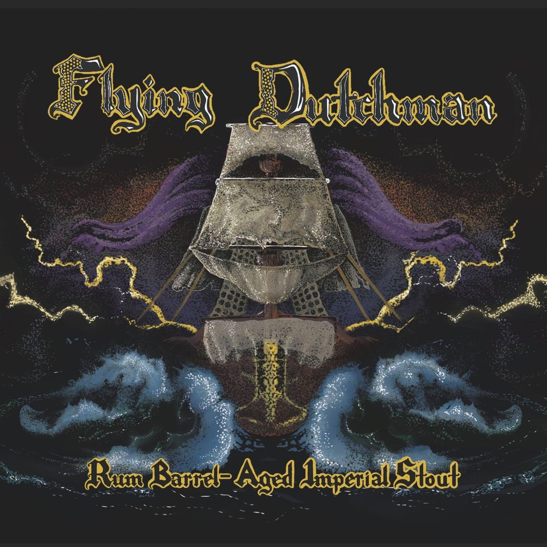 Graphic for The Flying Dutchman