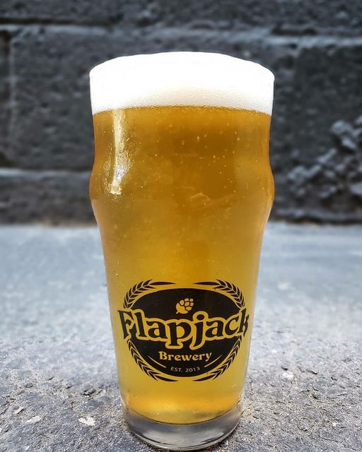 Glass of Elote Supremo from Flapjack Brewery