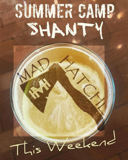 Graphic for Mad Hatchet's Summer Shanty