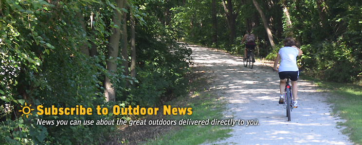 Subscribe to Outdoor News - News you can use about the great outdoors delivered directly to you.