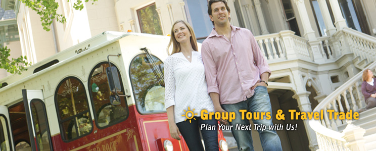Group Tours & Travel Trade