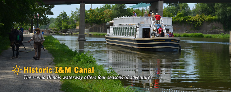 Historic I & M Canal