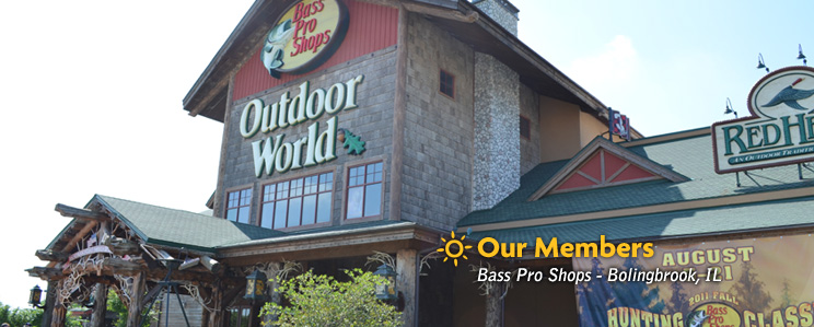 Our Members - Bass Pro Shops - Bolingbrook, IL