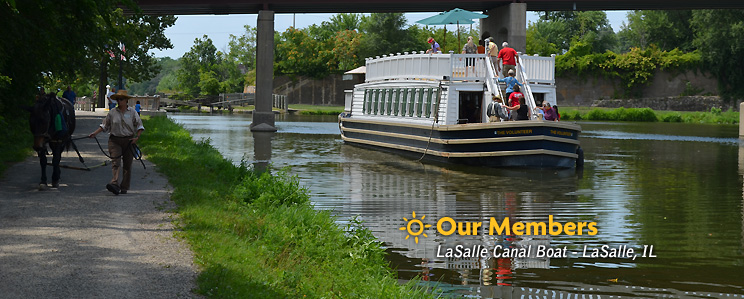 Our Members - LaSalle Canal Boat - LaSalle, IL