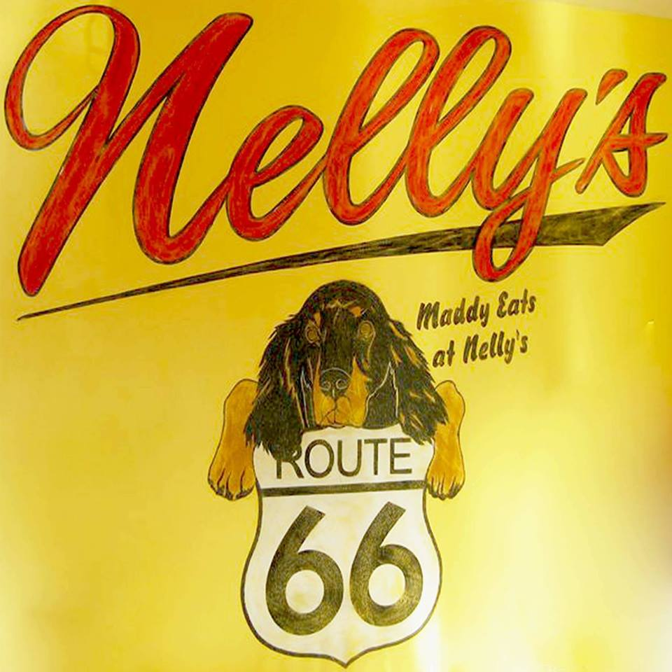 Nelly's Restaurant on Route 66