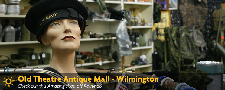 Old Theatre Antique Mall