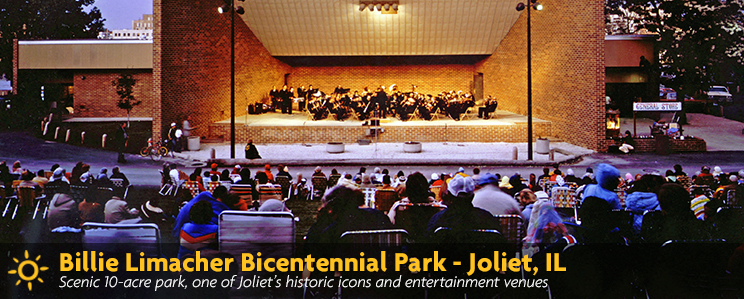 Billie Limacher Bicentennial Park and Theatre