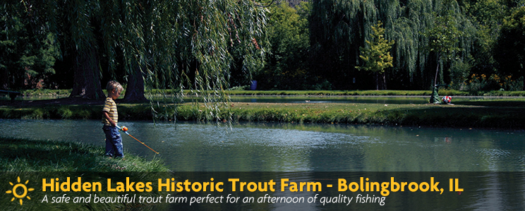 Hidden Lakes Historic Trout Farm