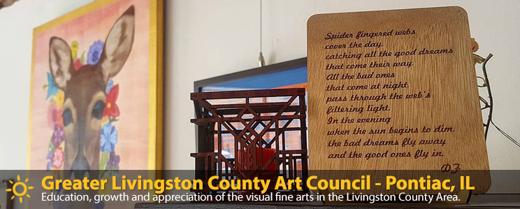 Greater Livingston County Arts Council / Pontiac Community Art Center