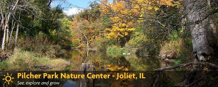Pilcher Park Nature Center