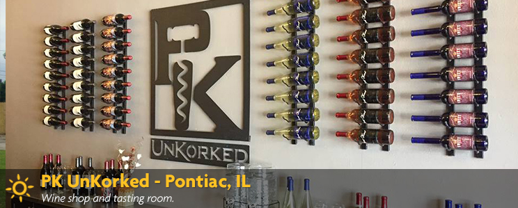 PK UnKorked Wine Shop and Tasting Room