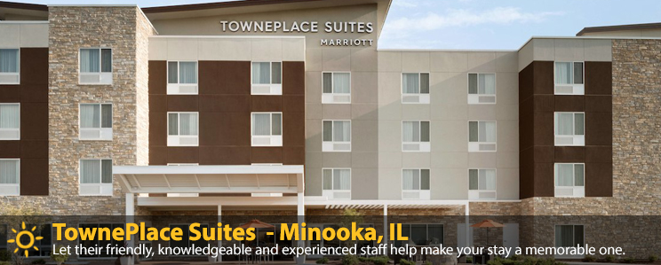 TownePlace Suites by Marriott - Minooka